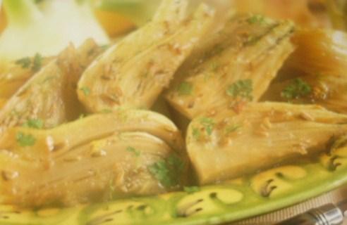 Fenouil brais au naturel - Cuisiner fenouil braise ...